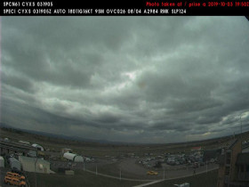 Preview webcam image Prince George Airport