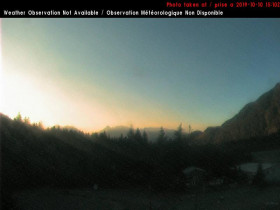 Preview webcam image Squamish Airport