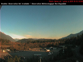 Preview webcam image Squamish Airport 2