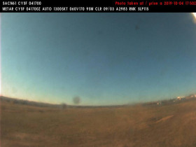 Preview webcam image Stony Rapids Airport 2