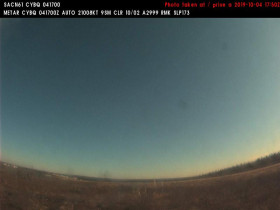 Preview webcam image Tadoule Lake Airport 2