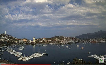 Preview webcam image Acapulco - port