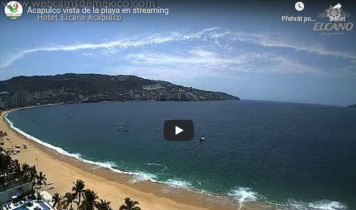 Preview webcam image Beach Acapulco