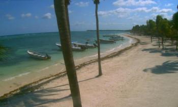 Preview webcam image Akumal