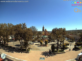 Preview webcam image Cadereyta de Montes