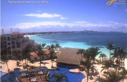 Preview webcam image Punta Cancún