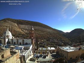 Preview webcam image Real de Catorce