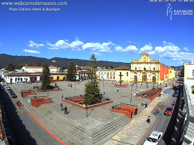 Preview webcam image San Cristóbal de las Casas