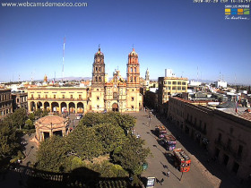 Preview webcam image San Luis Potosí