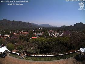 Preview webcam image Tepoztlán