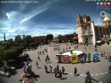 Preview webcam image Tequisquiapan - Plaza Principal