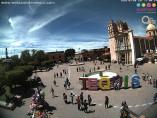 Preview webcam image Tequisquiapan - Plaza Principal