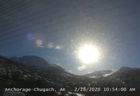 Preview webcam image Anchorage - Alaska