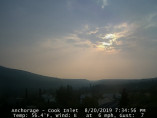 Preview webcam image Anchorage - Cook Inlet