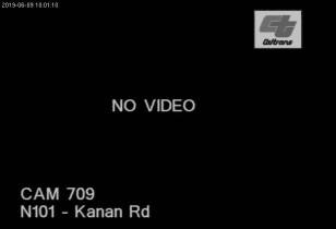 Preview webcam image Agoura Hills - US-101 North At Kanan Rd