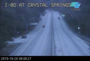 Preview webcam image Alta - Crystal Springs Road