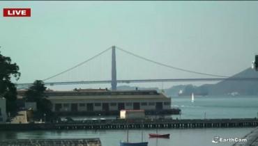 Preview webcam image San Francisco - Bayfront