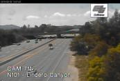 Preview webcam image  Westlake Village - US-101 North At Lindero Canyon Rd