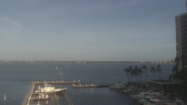 Preview webcam image Fort Myers - Pinchers Marina at Edison Ford