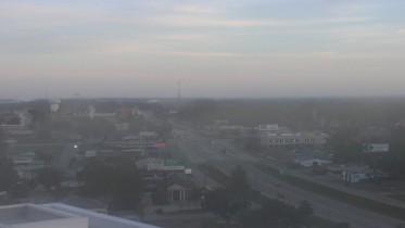Preview webcam image Hattiesburg - Hospital