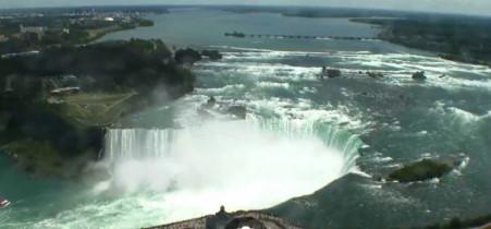 Preview webcam image Niagara Falls