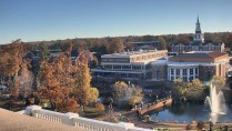 Preview webcam image High Point University