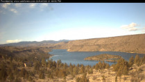 Preview webcam image Culver - Lake Billy Chinook