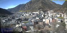 Preview webcam image Andorra