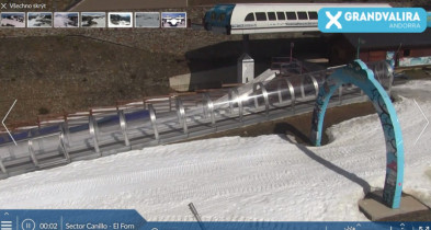 Preview webcam image Canillo