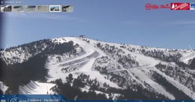Preview webcam image Pal - Pla de la Cot