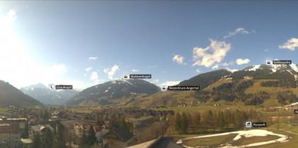 Preview webcam image Bad Hofgastein - panorama