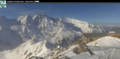 Preview webcam image Edelweisss - Spitze