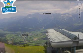 Preview webcam image Aberg - Maria Alm