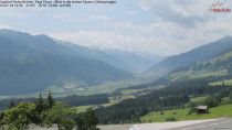 Preview webcam image Mittersill - Thurn Pass