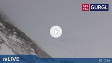 Preview webcam image Obergurgl - mountain station Steinmannbahn