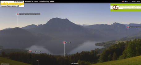 Preview webcam image Altmünster am Traunsee