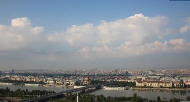 Preview webcam image Vienna