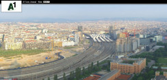 Preview webcam image Vienna - Arsenal tower