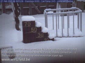 Preview webcam image Wirtzfeld