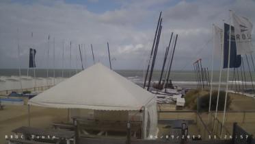 Preview webcam image Zeebrugge - Port