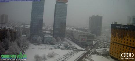Preview webcam image Sarajevo 2