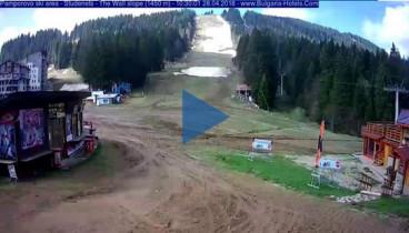 Preview webcam image Pamporovo