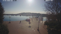 Preview webcam image Krk - harbor
