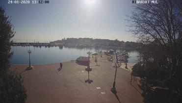 Preview webcam image Krk - harbor