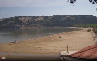 Preview webcam image Lopar - Paradise beach