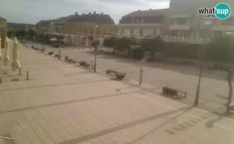 Preview webcam image Daruvar - King Tomislav Square