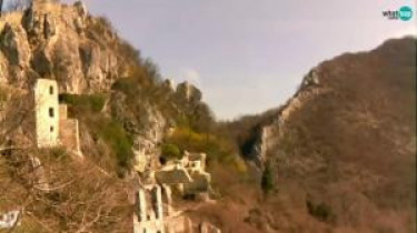 Preview webcam image Old Castle of Kalnik