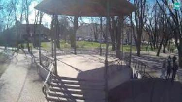 Preview webcam image Karlovac - Music Pavilion