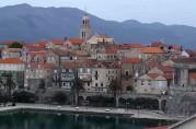Preview webcam image Korčula