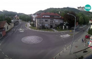 Preview webcam image Krapina - Ante Staršević Street